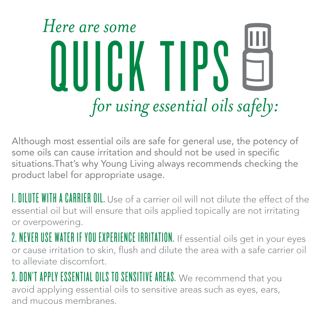quick tips for YLO safety