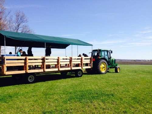 Sp wagon ride