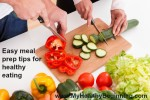 Easy Meal Prep Tips for Healthy Eating
