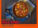 Chunky Red Fall Chili Recipe