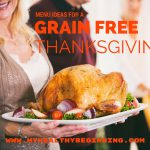 grain free thanksgiving