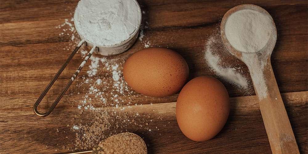 Grain Free Baking Ingredients