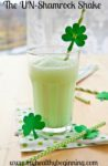 The alternative to a Shamrock Shake
