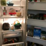 What I keep in my fridge