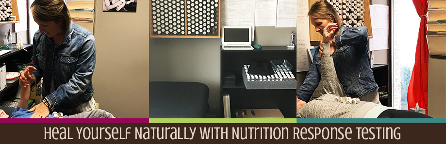 Nutrition Response Testing My Healthy Beginning