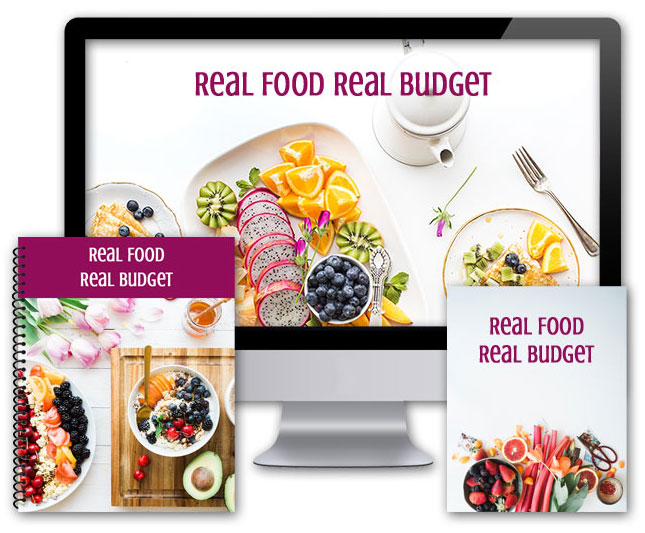 Real Food Real Budget at Long Lake Natural Health Center