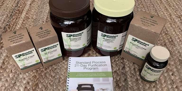 Standard Process 21 Day Purification Program