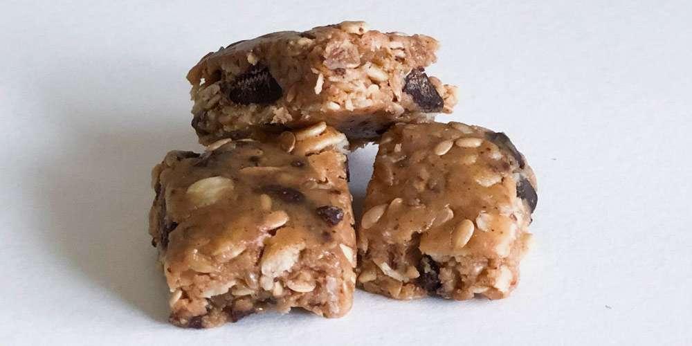 Oatmeal Peanut Butter Bites