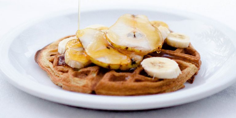 grain free egg free waffles