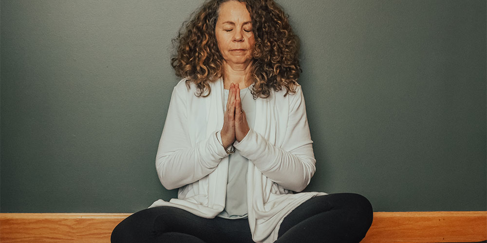 Woman Seated Pose